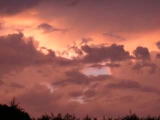 Korunní - obloha